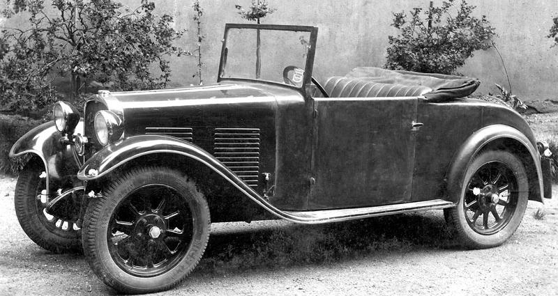automobil Hara
