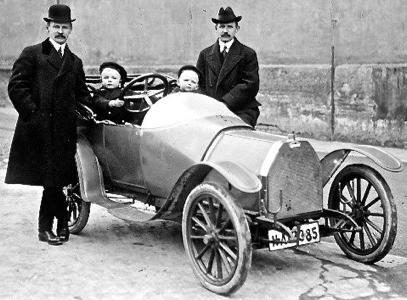 Bugatti 13 371